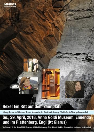 Plakat Knuth und Tucek A3